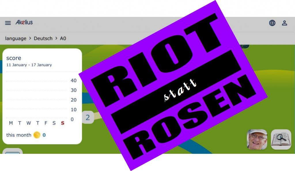 Riot statt Rosen! Stopp Roger Akelius!